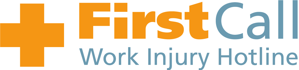 FirstCall Work Injury Hotline logo