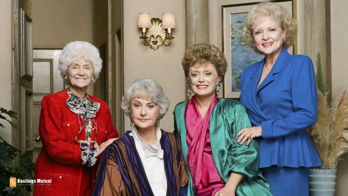The Golden Girls of insurance